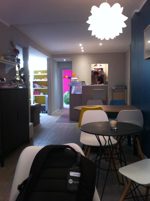 Un salon de thé avec son bébé/enfant à Rouen, c\'est possible ...