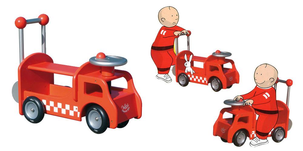 Porteur pompier