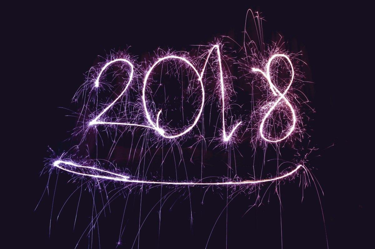 Rétrospective 2017 & projets 2018